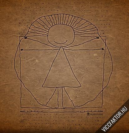 Vitruvius-tanulmányok #2 #6