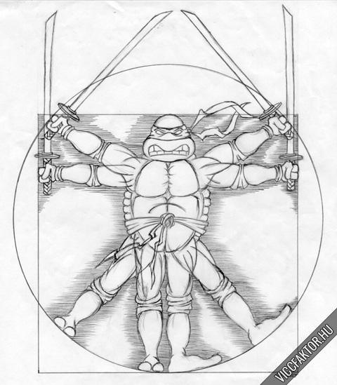 Vitruvius-tanulmányok #2 #7