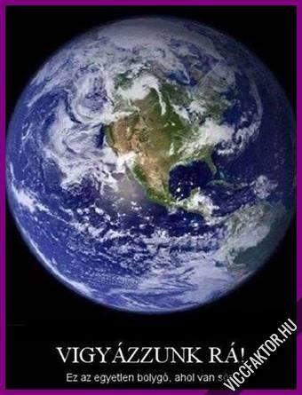 Egyetlen bolygó