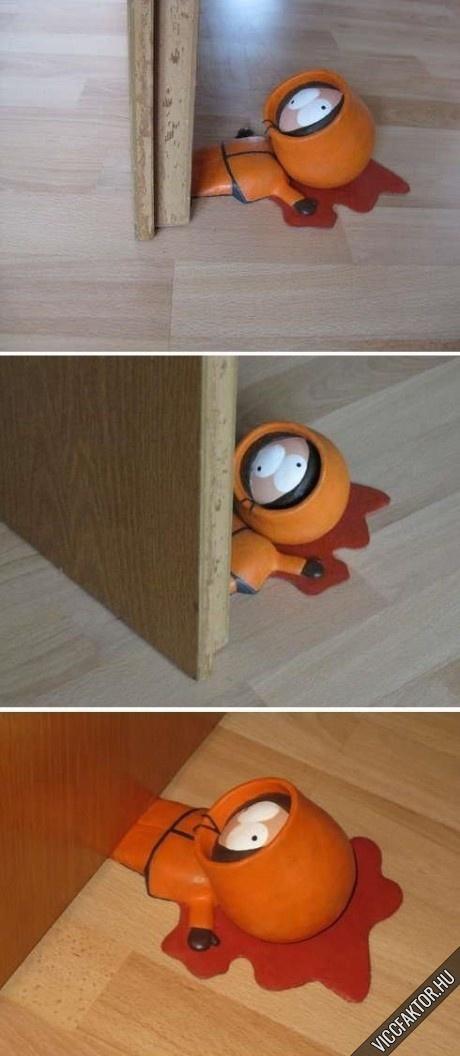 Kenny ajtóütköző