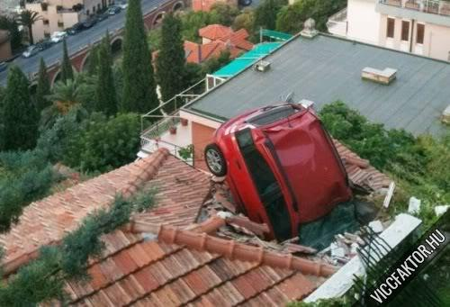 Oda nem lehet parkolni #1