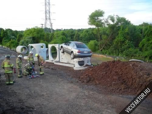Oda nem lehet parkolni #2