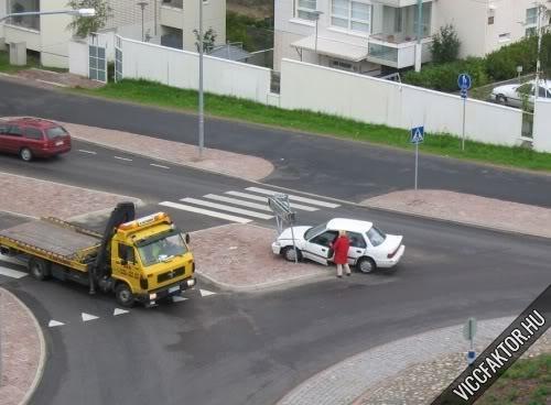 Oda nem lehet parkolni #5