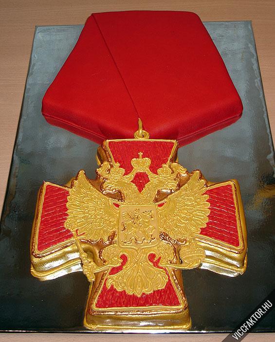 Orosz torták