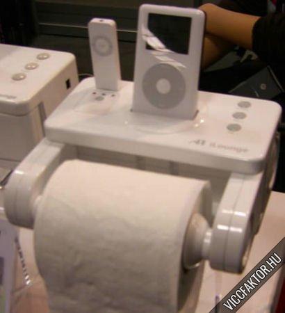 WC felszerelés