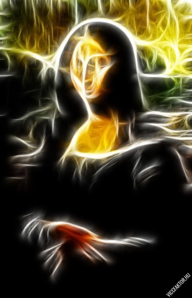 Mona Lisák #10
