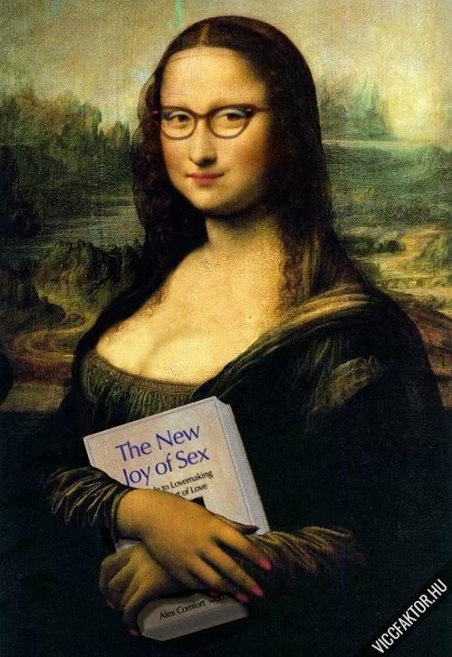 Mona Lisák #12