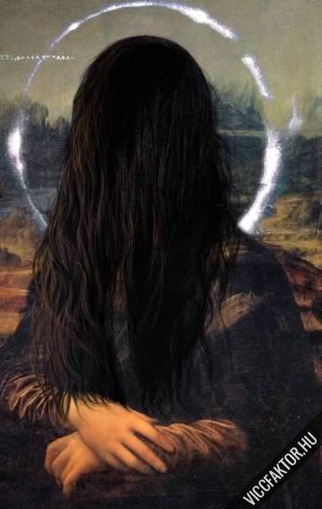 Mona Lisák #13