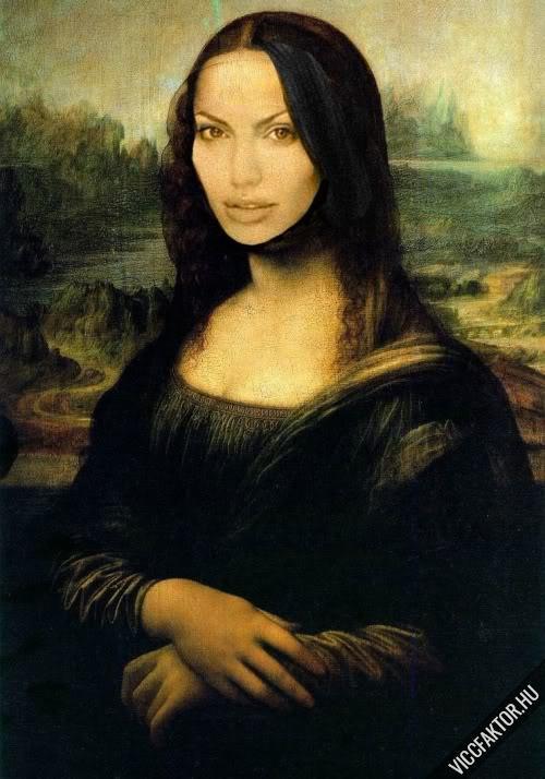 Mona Lisák #15