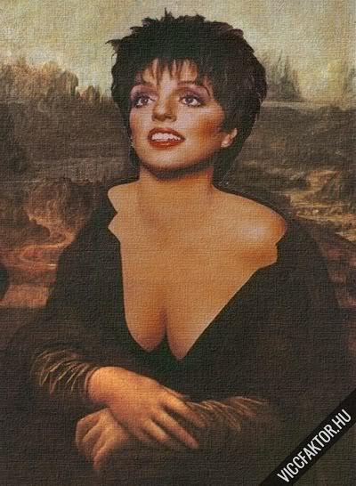 Mona Lisák #16