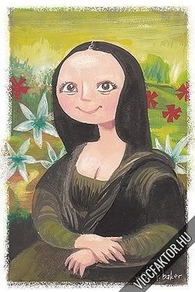 Mona Lisák #17