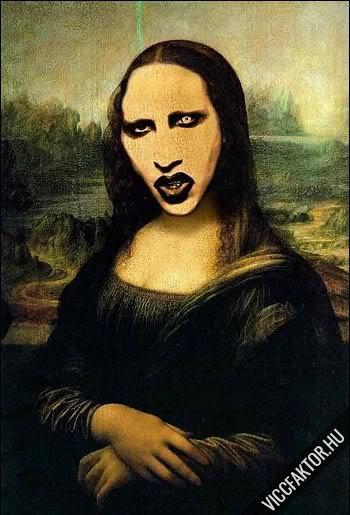 Mona Lisák #2