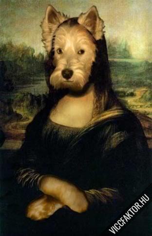 Mona Lisák #20