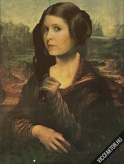 Mona Lisák #21