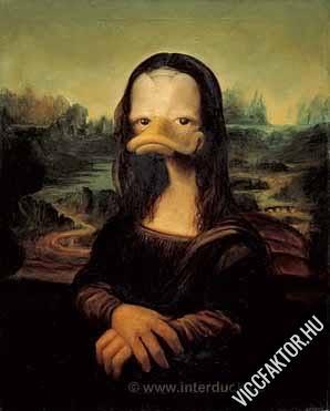 Mona Lisák #23