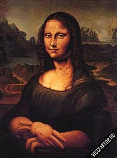 Mona Lisák #24