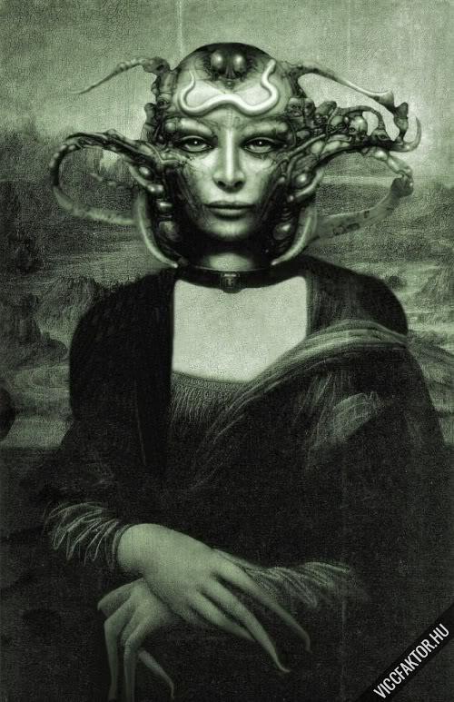 Mona Lisák #3