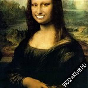 Mona Lisák #4