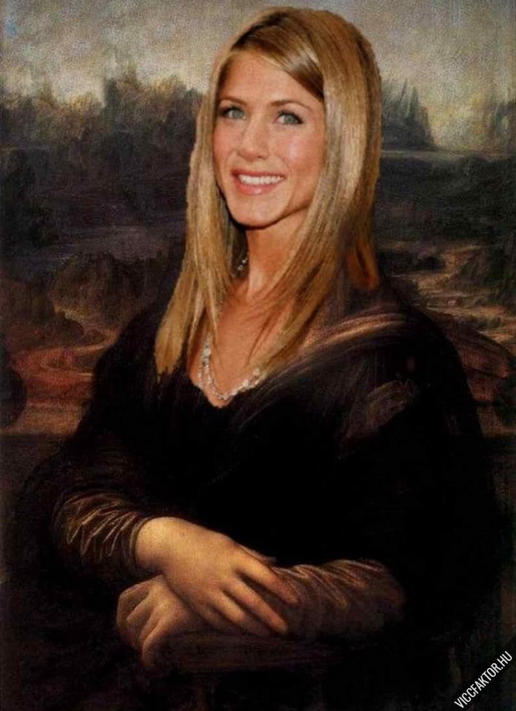 Mona Lisák #7