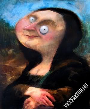 Mona Lisák #9
