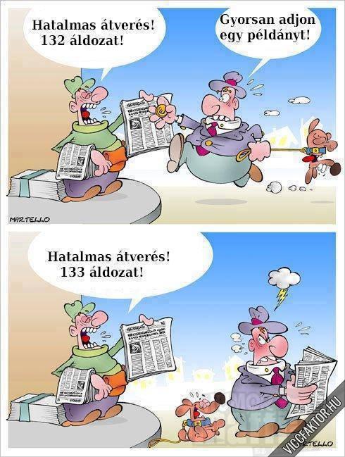 HATALMAS ÁTVERÉS