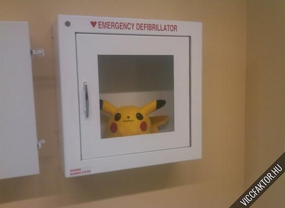 Ha Pikachu éhes…