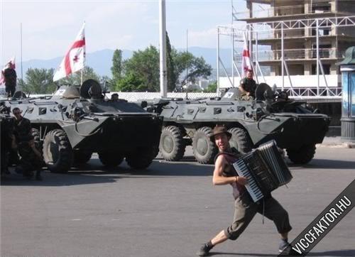 Katonának lenni jó #1