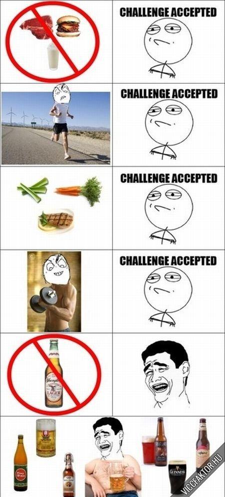 Férfiak és a fogyókúra