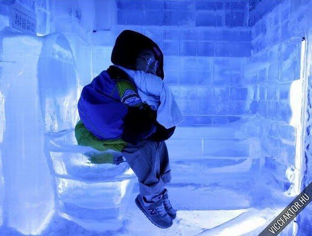 Jég-toalett