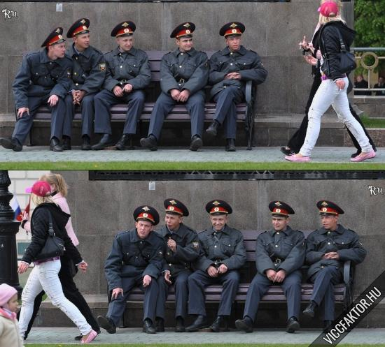 Orosz lányok