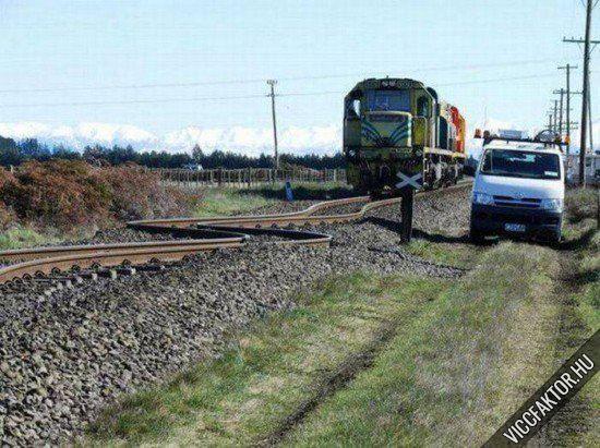 Ezen menj végig vonattal!
