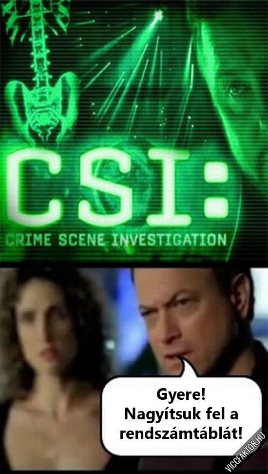 CSI #1