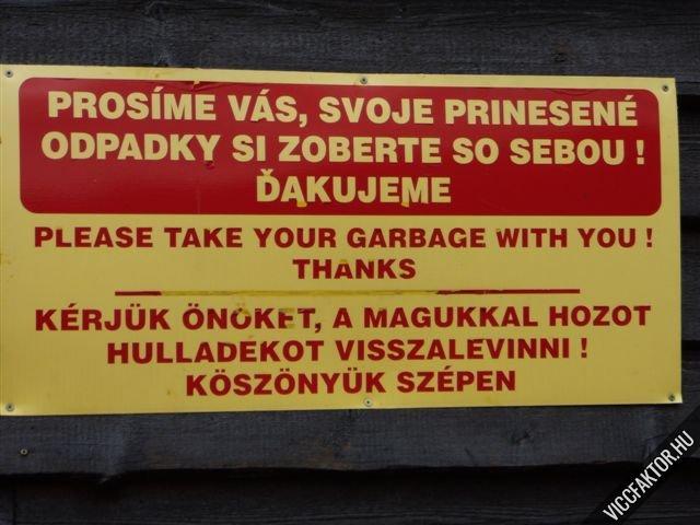 Magyar felirat