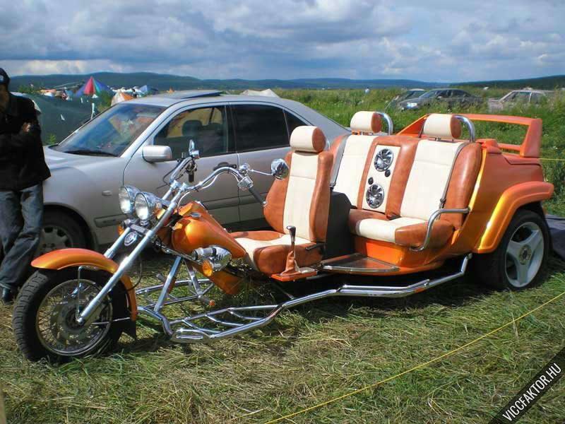 Sufnituning motorok találkozója