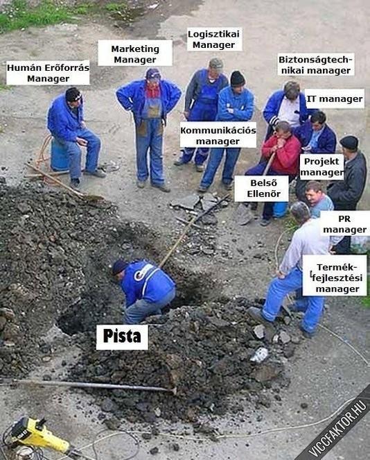 Ilyenek a munkás emberek