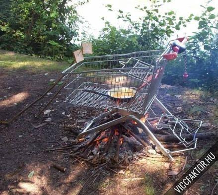 A hétvégi piknikhez
