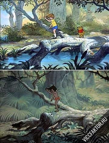 Disney baki