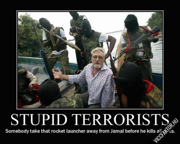 Buta terrorista