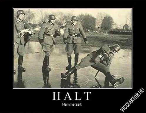 Hammerzeit!