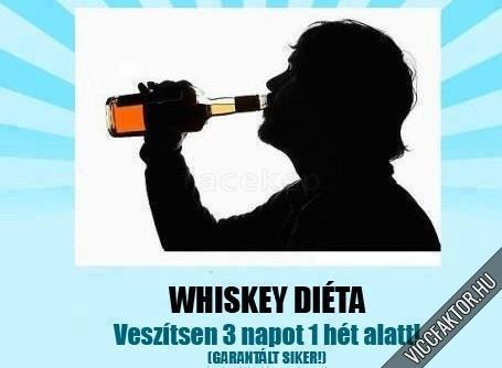 Whisky diéta