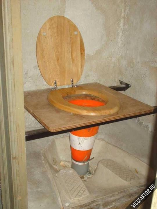 ötletes wc