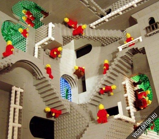 Lego-vár