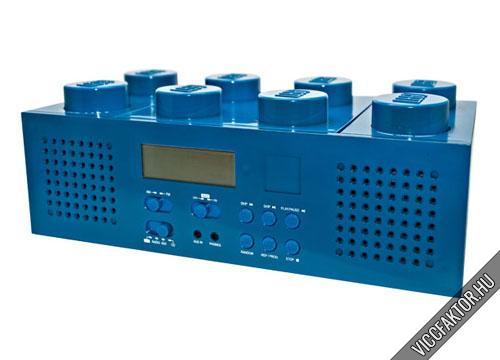 Lego rádió