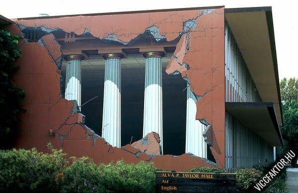 Épület festmények
