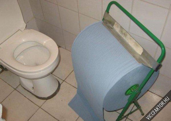 WC-papír